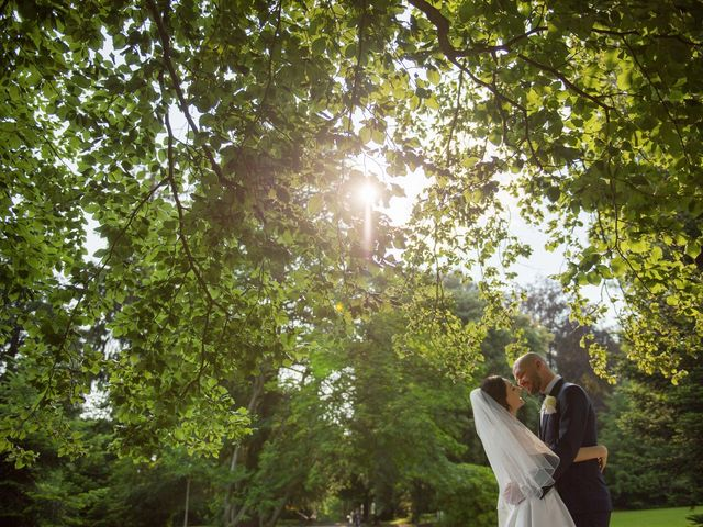 Il matrimonio di Daniele e Valeria a Varese, Varese 20
