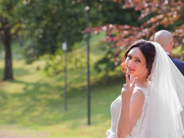 Il matrimonio di Daniele e Valeria a Varese, Varese 21
