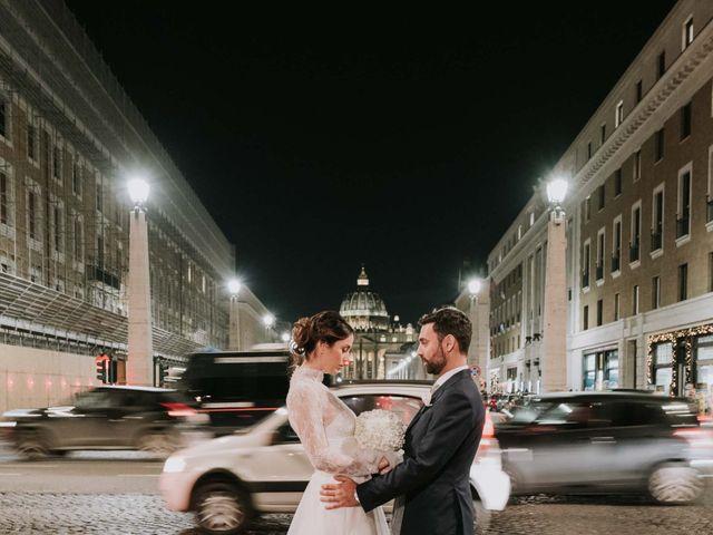 Le nozze di Davide e Eleonora