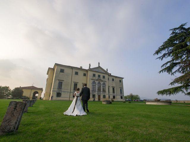 Il matrimonio di Nicola e Marta a Soave, Verona 21