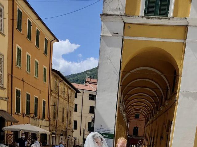 Il matrimonio di Bruno e Jessica  a Massa, Massa Carrara 5