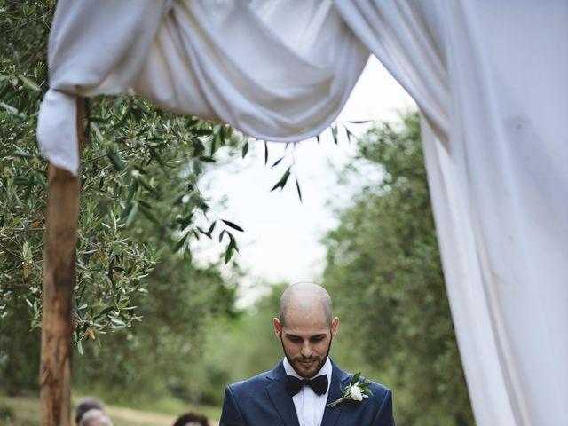 Il matrimonio di Simone e Ambra a Castelfiorentino, Firenze 75