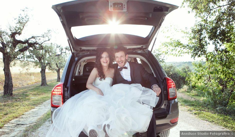 Il matrimonio di Paolo e Chiara a Pescara, Pescara