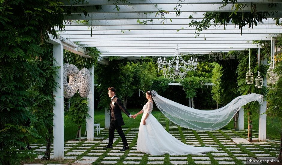 Il matrimonio di Marco e Weyda a Anzio, Roma