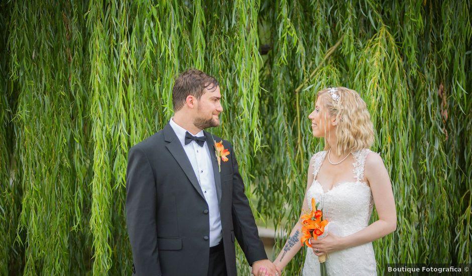 Il matrimonio di Amber e Jonh a Saludecio, Rimini