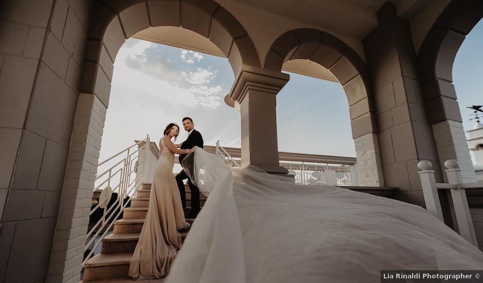 Il matrimonio di Michele e Grazia a Manfredonia, Foggia