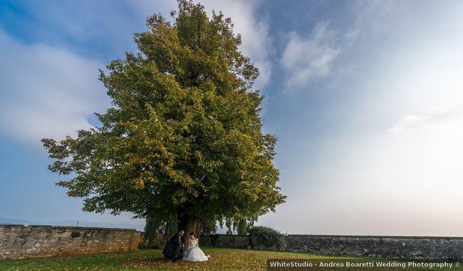Il matrimonio di Nicola e Marta a Soave, Verona
