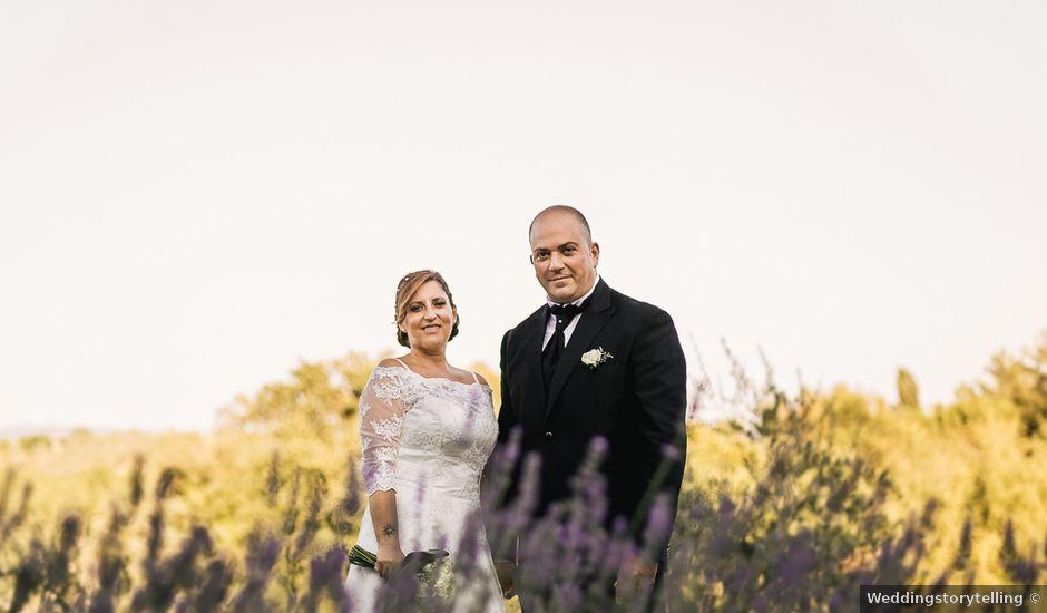 Il matrimonio di Luca e Daniela a Roma, Roma