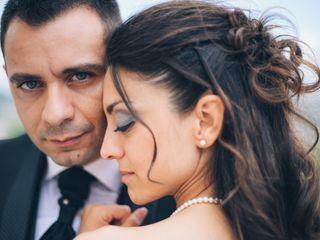 Le nozze di Monia e Maurizio