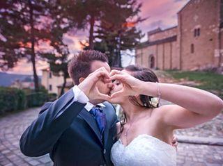 Le nozze di Ilenia e Andrea