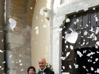 Le nozze di Monica e Potito 1