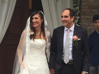 Le nozze di Sara e Giovanni 1