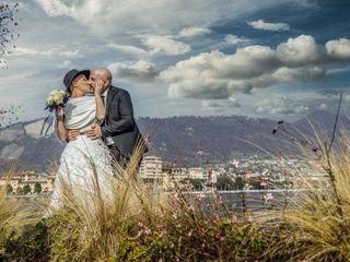 Le nozze di Stefania e Dennis