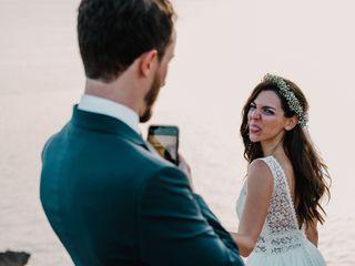 Le nozze di Giorgio e Chiara