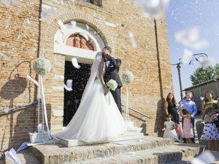 Le nozze di Martina e Raffaele