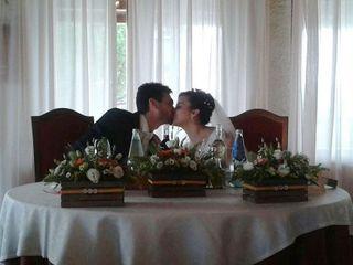 Le nozze di Lara e Davide