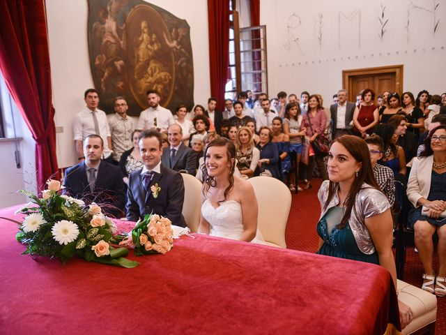 Il matrimonio di Andrea e Ilenia a Rimini, Rimini 11