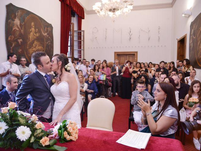 Il matrimonio di Andrea e Ilenia a Rimini, Rimini 13