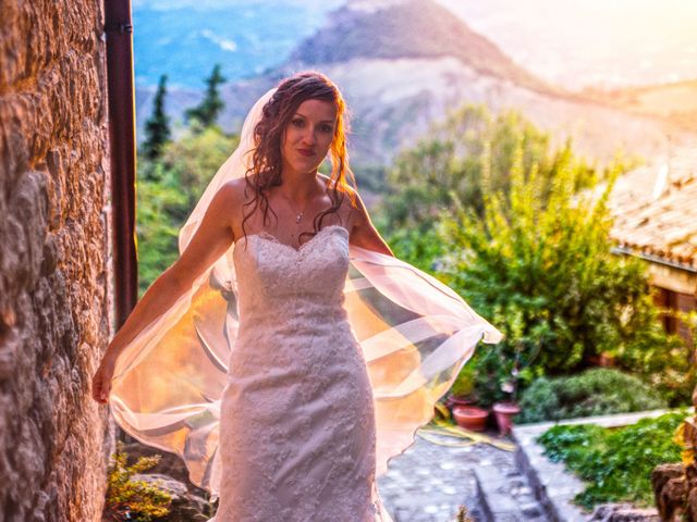 Il matrimonio di Andrea e Ilenia a Rimini, Rimini 20