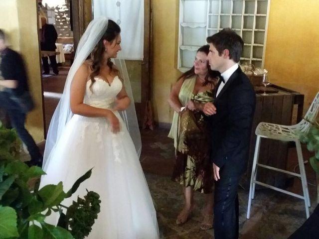 Il matrimonio di Steven e Jessica a Revine Lago, Treviso 2