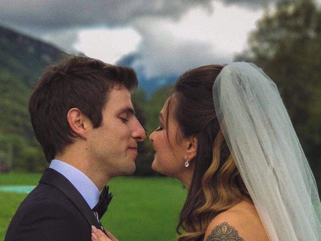 Le nozze di Jessica e Steven