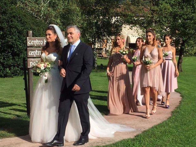Il matrimonio di Steven e Jessica a Revine Lago, Treviso 15