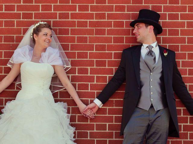 le nozze di Andrea e Isabella