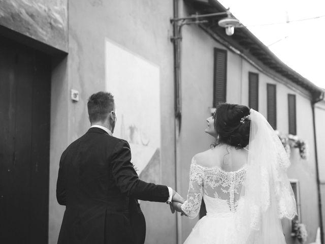 Il matrimonio di Cristian e Cristina a Dozza, Bologna 2