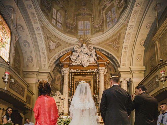 Il matrimonio di Cristian e Cristina a Dozza, Bologna 13