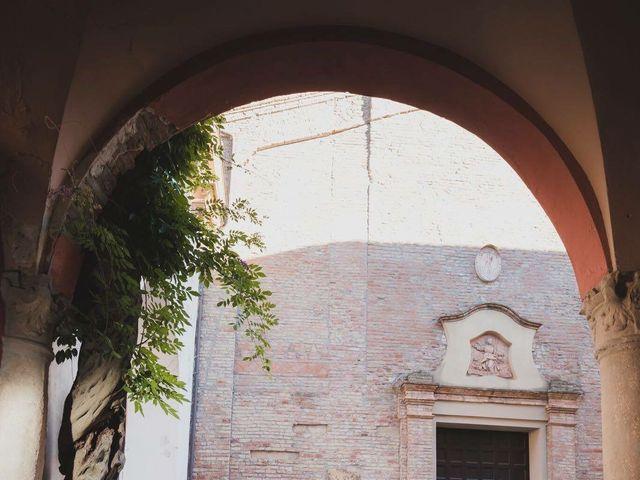 Il matrimonio di Cristian e Cristina a Dozza, Bologna 14