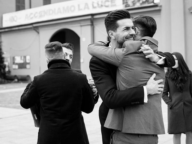 Il matrimonio di Giorgio e Valeria a Milano, Milano 21