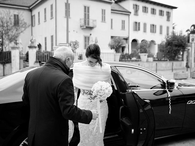 Il matrimonio di Giorgio e Valeria a Milano, Milano 24