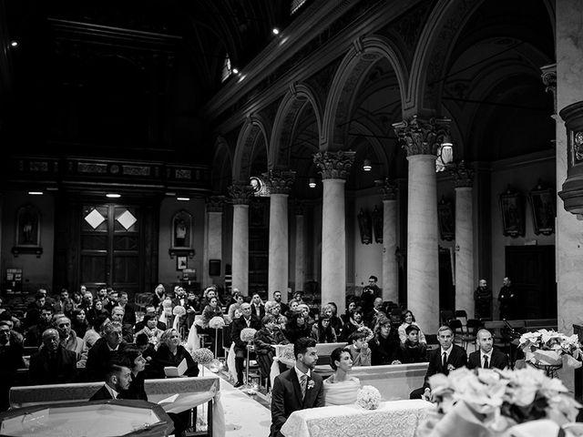 Il matrimonio di Giorgio e Valeria a Milano, Milano 30