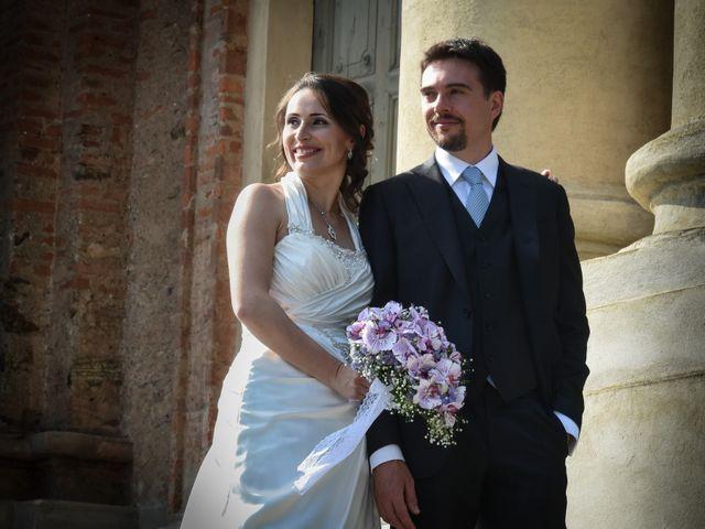 le nozze di Alessia e Carlo