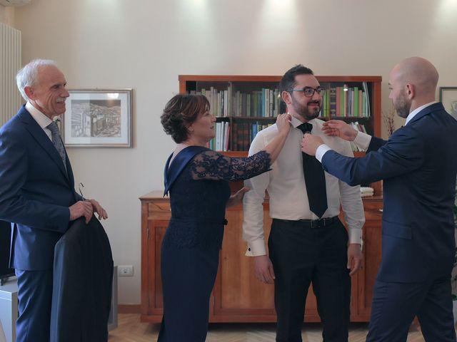 Il matrimonio di Simone e Ilaria a Matera, Matera 3