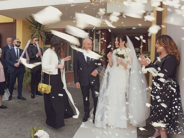 Il matrimonio di Simone e Ilaria a Matera, Matera 17