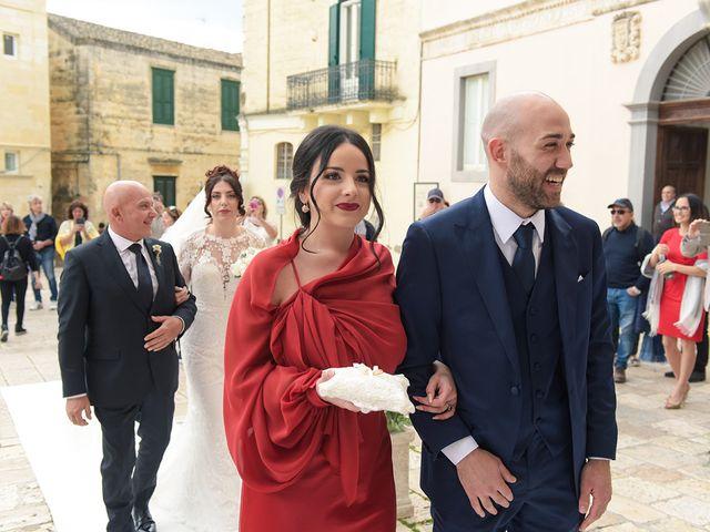 Il matrimonio di Simone e Ilaria a Matera, Matera 19