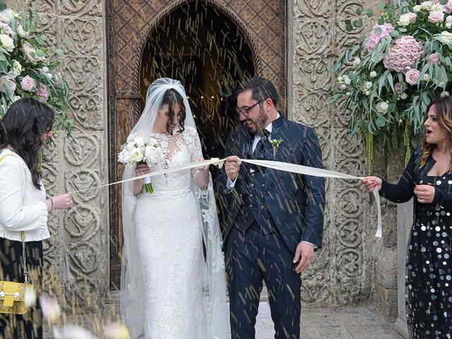 Il matrimonio di Simone e Ilaria a Matera, Matera 21