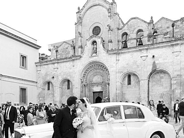Il matrimonio di Simone e Ilaria a Matera, Matera 22