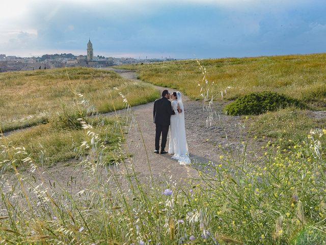 Il matrimonio di Simone e Ilaria a Matera, Matera 23
