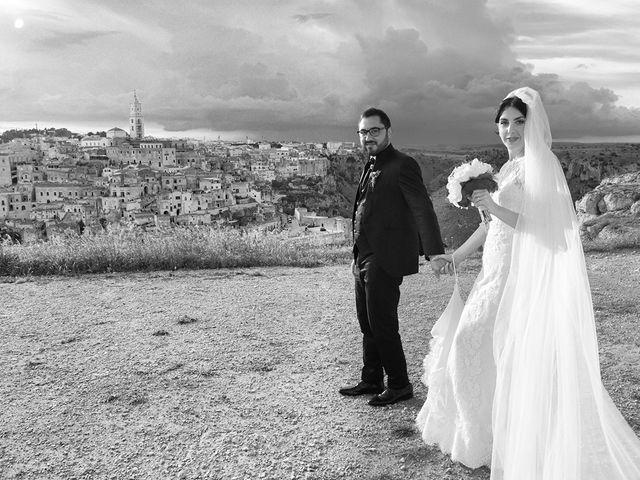 Il matrimonio di Simone e Ilaria a Matera, Matera 24