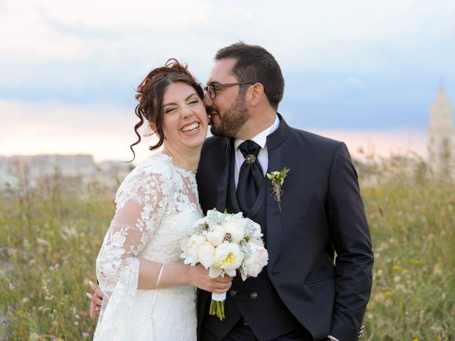 Il matrimonio di Simone e Ilaria a Matera, Matera 26