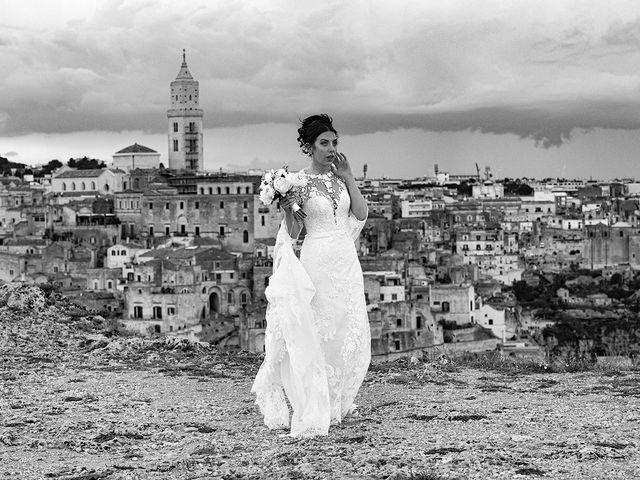 Il matrimonio di Simone e Ilaria a Matera, Matera 28