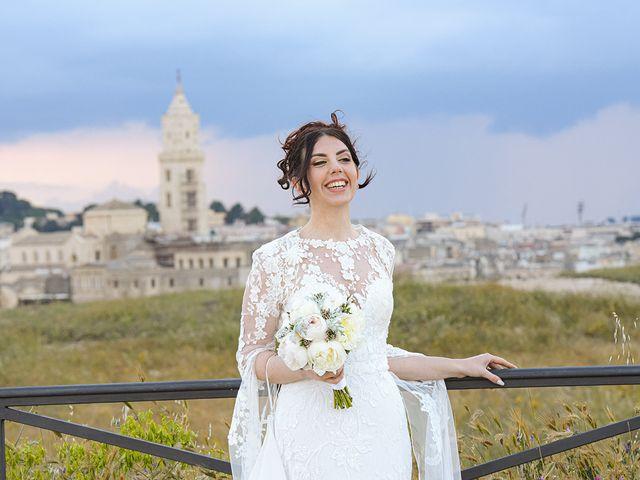 Il matrimonio di Simone e Ilaria a Matera, Matera 29