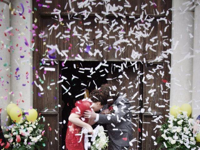 Il matrimonio di Roberto e Agostina a Monza, Monza e Brianza 14