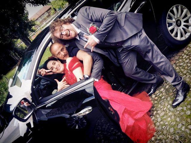 Il matrimonio di Roberto e Agostina a Monza, Monza e Brianza 20