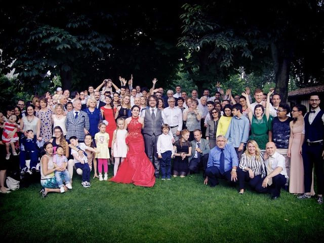Il matrimonio di Roberto e Agostina a Monza, Monza e Brianza 28