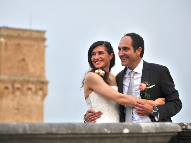 le nozze di Sara e Giovanni