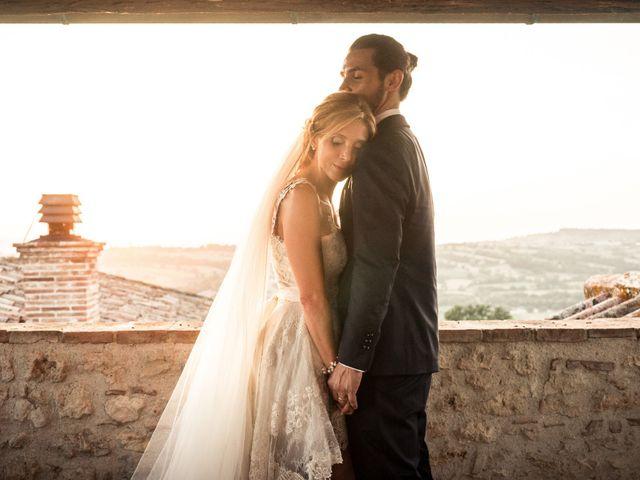 le nozze di Annalisa e Fabrizio