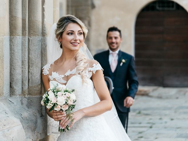 Il matrimonio di Riccardo e Veronica a Arezzo, Arezzo 33
